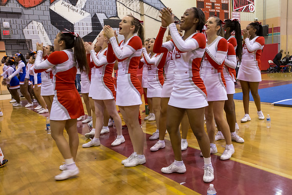 MCPS DIVISION 2 CHEERLEADING COMPETITION